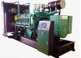 gruppo elettrogeno del metano del gas della biomassa del carbone del biogas del gas naturale di 20kw-1500kw Chargewe e del gas di miniera 50/60Hz