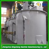 Máquina comercial del purificador del aceite de mesa, maquinaria del producto de limpieza de discos del aceite de cocina