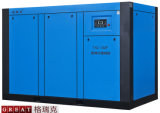 Ventilatore del vento che raffredda il compressore d'aria rotativo senza olio della vite