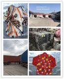 Gemengd Pakhuis en BulkLevering voor doorverkoop van de Gebruikte Kleding van de Tweede Hand voor Afrikaanse Markt (fcd-002)