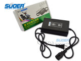 Electric Car (SON-4803)のためのSuoer Intelligent Battery Charger 3A 48V Auto Battery Charger