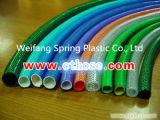 Tuyau coloré d'approvisionnement en eau de jardin de PVC