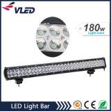 """28 de """" luz de tira do diodo emissor de luz 180W 14400lm para o jipe off-Road do caminhão"""