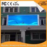 Alta tablilla de anuncios a todo color al aire libre de LED de la definición P5 para la muestra del LED