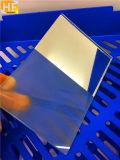 紙やすりで磨くガラスによって曇らされるミラーLEDミラーの浴室は5mm銅の自由なAcidedのミラーを映す
