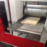 Perfil al aire libre del panel y de la pérgola de la cubierta de WPC que hace la máquina/la máquina del estirador