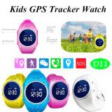 Kinder GPS-Uhr mit GPS+Lbs+WiFi dreifacher Position (D11)