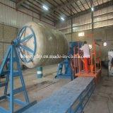 Macchina di bobina verticale dell'imbarcazione di alta qualità GRP