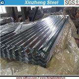 Холоднопрокатный строительным материалом гофрированный гальванизированный Gi стального листа
