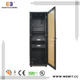16u에 Telecom Equipments (WB-NC-04RD)를 위한 42u Network Cabinet