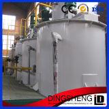 máquina da refinação de petróleo cru da palma da desparafinagem 10-100t/H & da decruagem