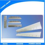 Láminas que pelan modificadas para requisitos particulares para el material de cuero