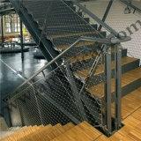 ステンレス鋼 ロープの網 手すりの網のため