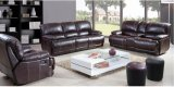 Double di lusso Reclining Loveseat e Corner Seat Sectional Sofa Set