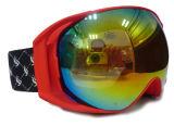 2013 nouvelles lunettes de ski de logo de conception (SUN-2000)