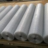 PVCによって塗られる溶接された鋼線の網