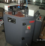 CNC 알루미늄 두 배 주교관 절단은 기계 알루미늄 Windows 기계를 보았다