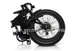250With500W 24in Falz X4/fetthaltiges Fahrrad des faltbarer fetter Reifen-/fetter Gummireifen-elektrisches Fahrrad-/Pedelec/E Bike/E/elektrisches Schnee-Fahrrad des Strand-Bike/E des Sand-Bike/E mit Cer
