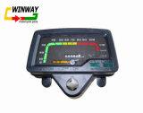 Ww-7213 de Snelheidsmeter van het Instrument van de Delen van de Motorfiets van Bajaj CT100,