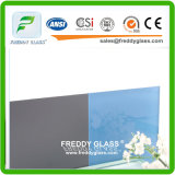 vidrio de cristal/pintado de marfil ultra claro de 2-6m m pintada del vidrio/arte/vidrio decorativo