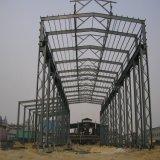 La pianta della struttura d'acciaio si è liberata di con l'ampia luce