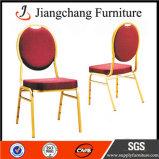 2015椅子(JC-L38)をスタックする熱い販売法のホテルの丸背
