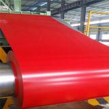 Bobina d'acciaio galvanizzata preverniciata d'acciaio del metallo dei prodotti siderurgici del materiale da costruzione
