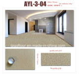 Diseños Marble PVC estera del piso del PVC pisos de vinilo del balanceo de suelo