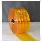 Rullo piano della tenda della striscia del PVC di uso durevole, tenda flessibile del PVC