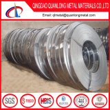 Le zinc d'ASTM A653 a enduit la bande en acier galvanisée