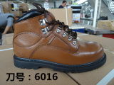 Goodyear carreg a sapata de Goodyear Welted da construção do fornecedor das sapatas de segurança de Goodyear