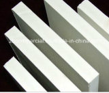 Wit pvc Foam Board met Different Size en Density