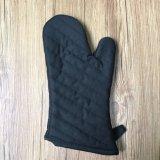 China-Fabrik-kundenspezifischer Küche-Ofen-Handschuh, der schwarzen Handschuh-Großverkauf kocht