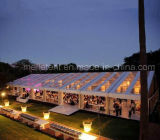 Sale를 위한 싼 Luxury Transparent Marquee Party Wedding Tent