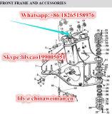 Sdlg LG953 LG956 LG958 Rad-Ladevorrichtung zerteilt Pin Lgb301-95*133*250g-40cr 4043000017