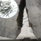 Fibra de acero agitada del alambre para el concreto
