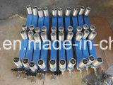 Machine Doff van de Cilinder van /Single van de katoenen Machine van het Afval de Kaardende Dubbele Kaardende