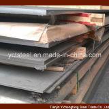 Placa de acero inoxidable 316L para el intercambiador de calor de la caldera