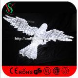 lumières de motif de sculpture en aigle 3D