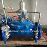 Válvula de controle remoto hidráulica com esfera de flutuador