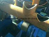 鋼鉄製造作業のための正確さの斜角とのCNC 5の軸線の管の管血しょう切断