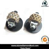 돌을%s 빠른 자물쇠 다이아몬드 부시에 의하여 망치로 쳐지는 롤러