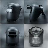 Mover de un tirón-para arriba el casco delantero de la soldadura con el vidrio de la soldadura (WM401)