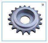 As peças fazendo à máquina do CNC para vão roda dentada do dente de Kart