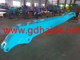 Fabrication de longs perche et bras de portée pour l'excavatrice de Koblco Sk200 (HD-LDB200)