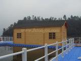 Het drijvende Huis van de Visserij van het Huis van de Container Drijvende