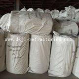 Couverture de fibre en céramique d'isolation de silicate d'alumine pour l'industrie métallurgique
