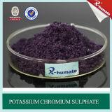 Het Sulfaat van het Chromium van het kalium (de Aluin van het Chroom)