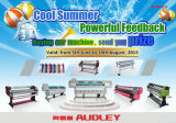 Imprimante grand format imprimable / Flex Banner (Eco Solvant encre) Machine d'impression Adl-H3200 Dx7