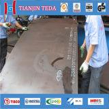 Placa de aço elevada de manganês X120mn12